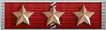 Lifetime Service Ribbon 4 Years