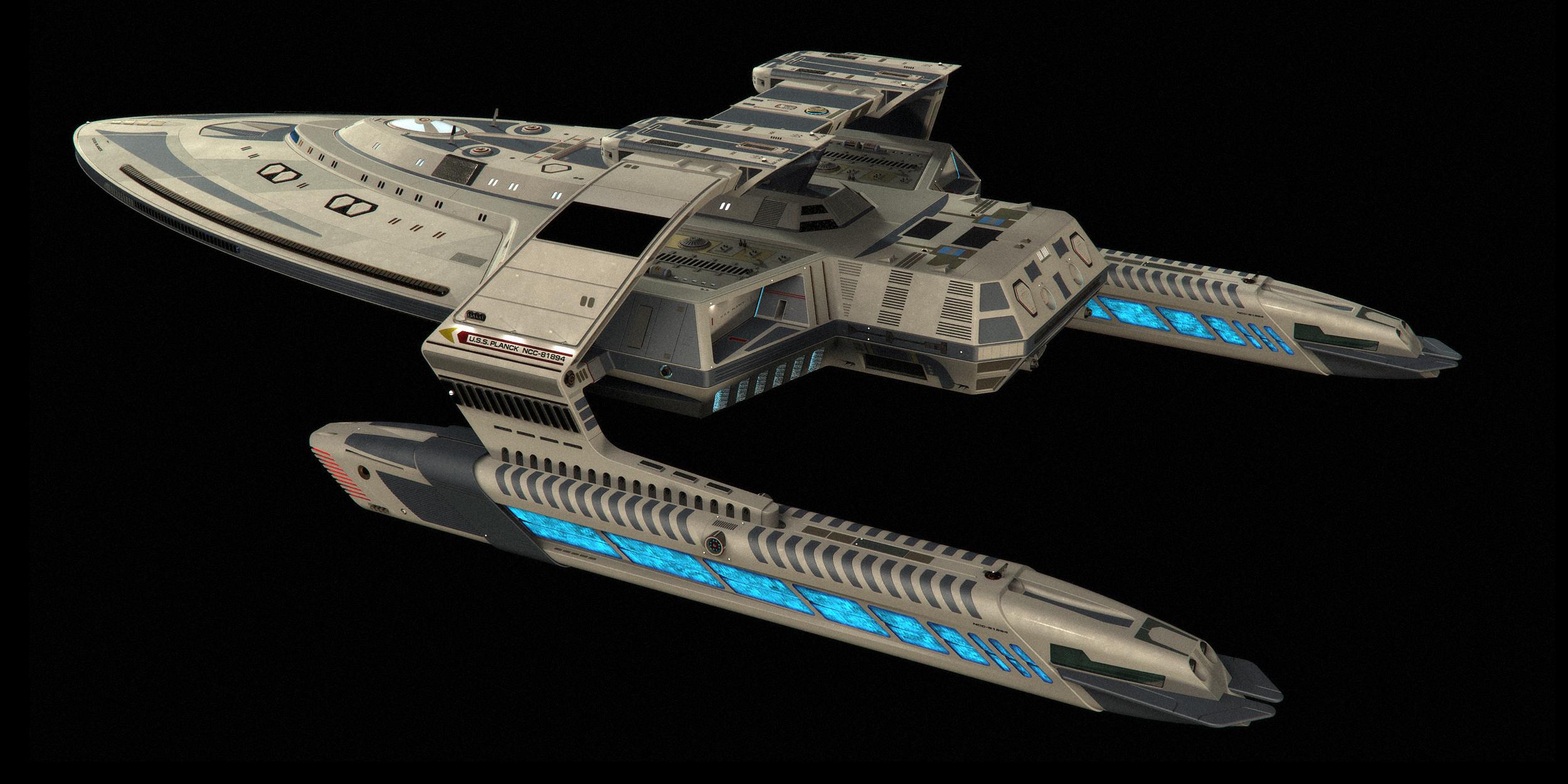 star trek future starship - photo #1